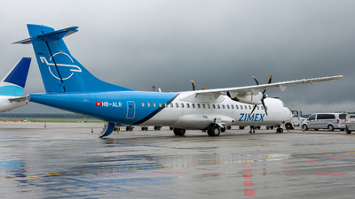 HB-ALR - ATR 72-212A(500)(F) - Zimex Aviation