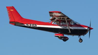 D-EIGE - Reims-Cessna F172N Skyhawk II - Flugschule Stahnke