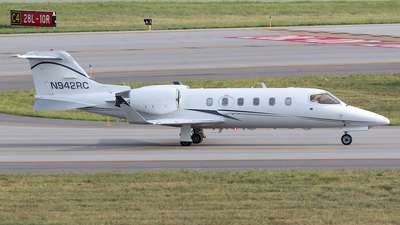 N942RC - Bombardier Learjet 31A - Private