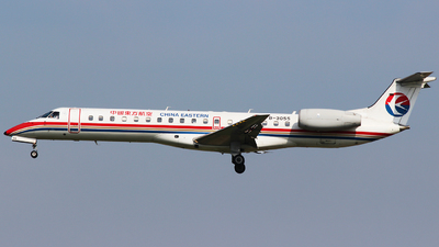 B-3055 - Embraer ERJ-145LI - China Eastern Airlines