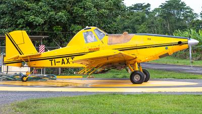 TI-AXT - Ayres S2R-T34 Thrush - Aviaci�n Agr�cola Grupo Colono Agropecuario
