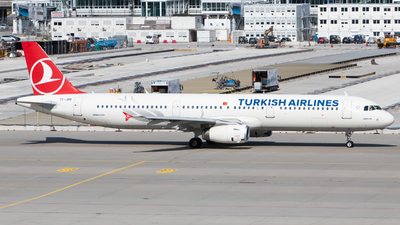 A picture of TCJRR - Airbus A321231 - Turkish Airlines - © Tim Donell