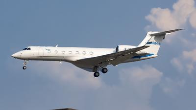 B-3988 - Gulfstream G550 - Private