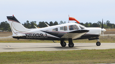 N6828J - Piper PA-28R-200 Cherokee Arrow - Private