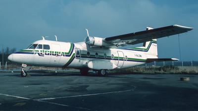 I-ALGM - Nord N-262A - Aligiulia