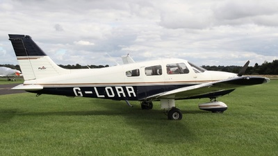 A picture of GLORR - Piper PA28181 - [2843037] - © Ian Johnson