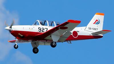 56-5927 - Fuji T-7 - Japan - Air Self Defence Force (JASDF)