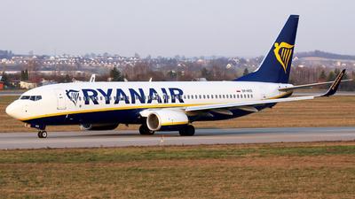 SP-RSS - Boeing 737-8AS - Ryanair Sun
