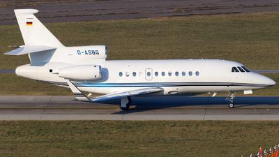 D-ASBG - Dassault Falcon 900EX - Private