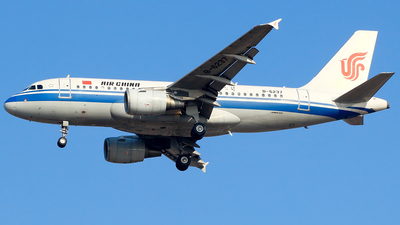 B-6237 - Airbus A319-115 - Air China