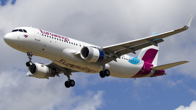 A picture of DAEWR - Airbus A320214 - Eurowings - © Christopher Sho Schmitt