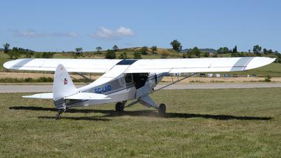 EC-LND - Piper PA-18S-150 Super Cub - Private