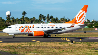 A picture of PRGEE - Boeing 73773V - GOL Linhas Aereas - © Marcos Marcel