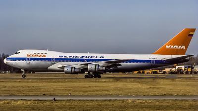 N749WA - Boeing 747-273C - Viasa (World Airways)