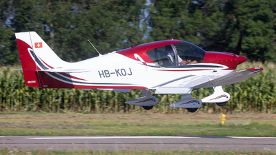 HB-KOJ - Robin DR400/140B Major - Private