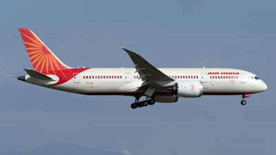 A picture of VTANO - Boeing 7878 Dreamliner - Air India - © Sebastian Thiel