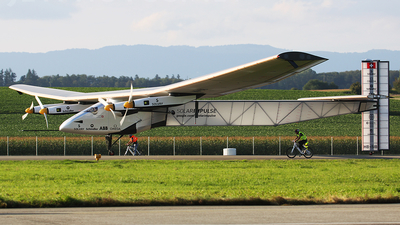 HB-SIB - Solar Impulse S10 - Private