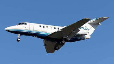 N191GH - Raytheon Hawker 800XP - My Jet Saver