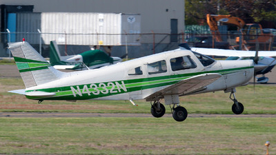 N4332N - Piper PA-28-160 Cherokee - Private