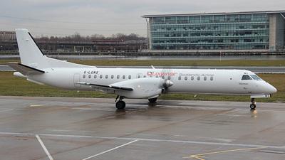 G-LGNS - Saab 2000 - Loganair