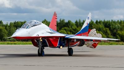 RF-91951 - Mikoyan-Gurevich MiG-29UB Fulcrum - Russia - Air Force
