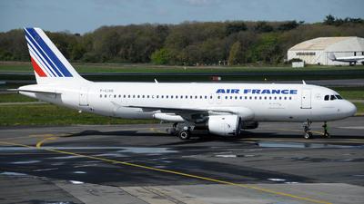 F-GJVB - Airbus A320-211 - Air France