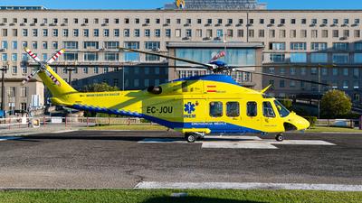 A picture of ECJOU - AgustaWestland AW139 - Babcock MCS Espana - © Rui Cardoso