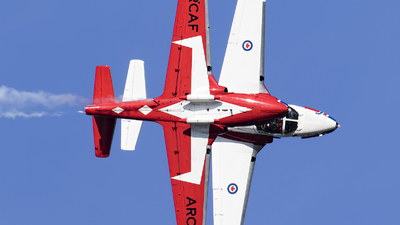 114146 - Canadair CT-114 Tutor - Canada - Royal Air Force