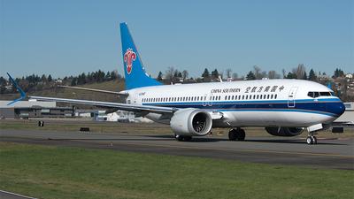 A picture of N1784B - Boeing 737 flight test - Boeing - © Nick Michaud