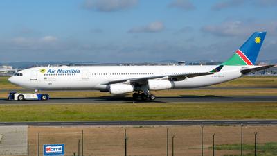 V5-NME - Airbus A340-311 - Air Namibia