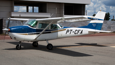 PT-CFA - Cessna 172F Skyhawk - Private