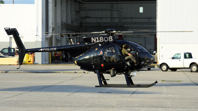 N1808 - MD Helicopters 369FF - United States - Gwinnett County Police