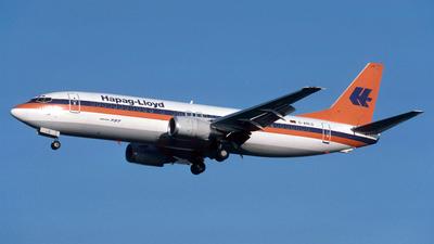 D-AHLQ - Boeing 737-4K5 - Hapag-Lloyd