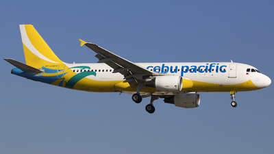 RP-C3271 - Airbus A320-214 - Cebu Pacific Air