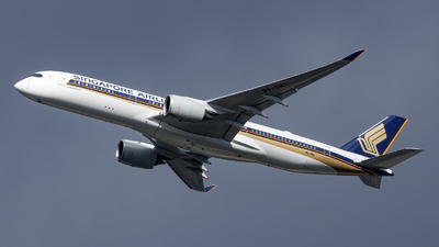 A picture of 9VSMC - Airbus A350941 - Singapore Airlines - © TJDarmstadt