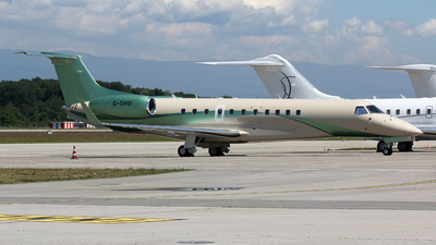 G-SHSI - Embraer ERJ-135BJ Legacy 600 - TAG Aviation
