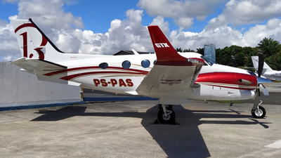 PS-PAS - Beechcraft C90GTi King Air - Private