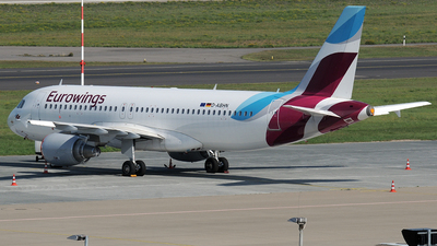 A picture of DABHN - Airbus A320214 - Eurowings - © Claus Seifert