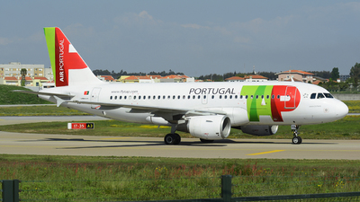 CS-TTB - Airbus A319-111 - TAP Air Portugal