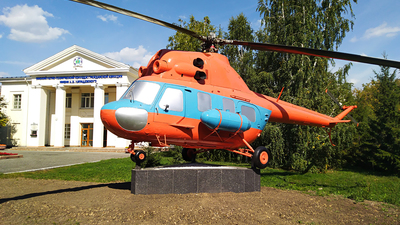 RA-23569 - PZL-Swidnik Mi-2Ch Hoplite - Omsk Flight Technical College of Civil Aviation of A.V. Lyapidevsky