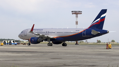 A picture of VQBST - Airbus A320214 - Aeroflot - © Ulik Zhakypov