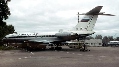 RA-65777 - Tupolev Tu-134A-3 - Komiavia