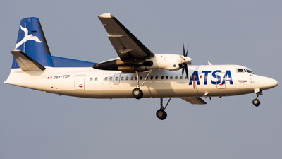 OB1770P - Fokker 50 - ATSA Perú