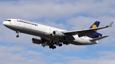A picture of DALCK - McDonnell Douglas MD11F - Lufthansa Cargo - © Joel Basler