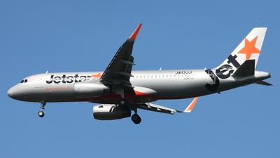 A picture of JA13JJ - Airbus A320232 - Jetstar Airways - © N.daisuke