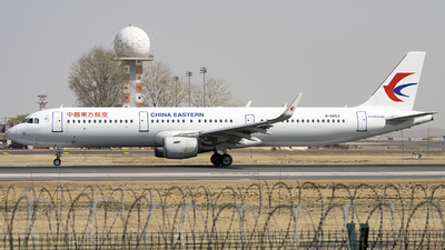 B-8653 - Airbus A321-211 - China Eastern Airlines