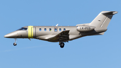 LX-PCD - Pilatus PC-24 - Jetfly Aviation