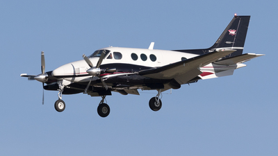 C-GMVP - Beechcraft C90 King Air - Private