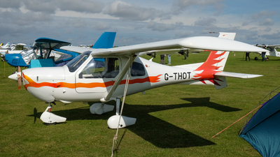 G-THOT - Avtech Jabiru - Private