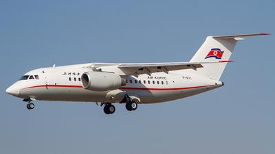 P-671 - Antonov An-148-100B - Air Koryo